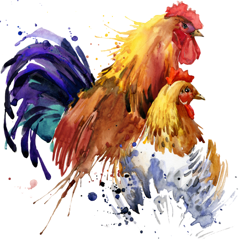 PaintingPoultry500
