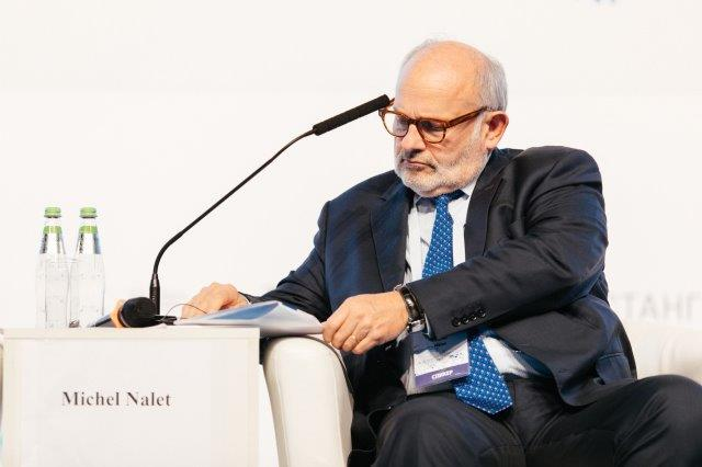 6IFD (78) Michel Nalet _ President of the external communications Group _ Lactalis G