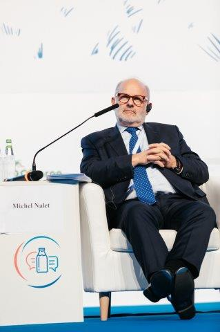 6IFD (86) Michel Nalet _ President of the external communications Group _ Lactalis G